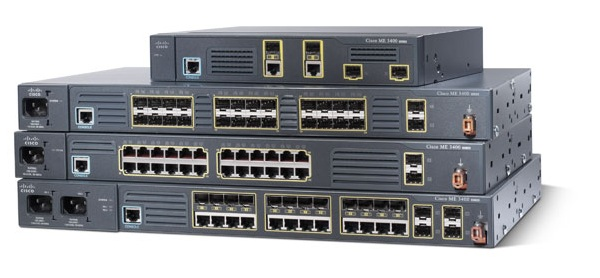 Cisco Catalyst серии ME 3400