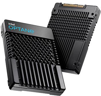 презентован накопитель SSD Optane