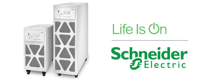 ИБП Easy UPS от Schneider Electric
